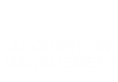 acquisitions management